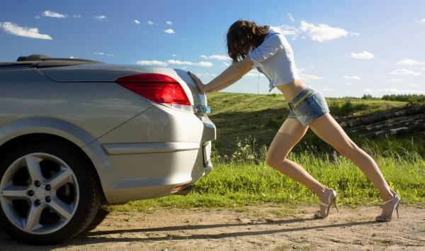 3 способа легко сломать машину в жару