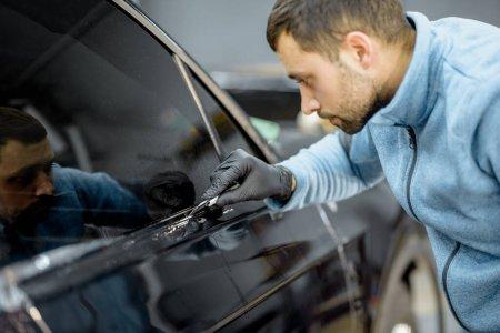 Как удалить различные царапины на кузове автомобиля?