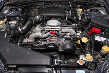 Почему двигатель надо прогревать?